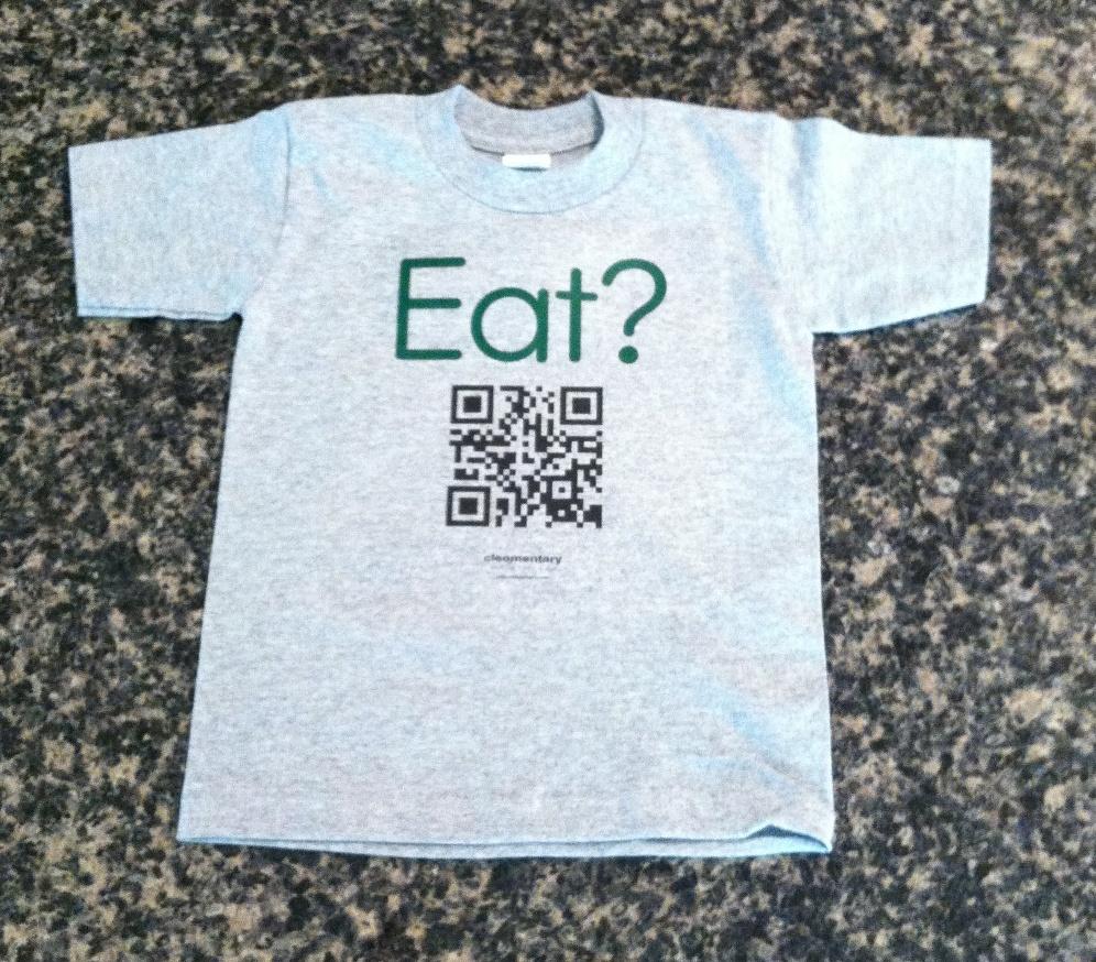 Cleomentary_kids_tshirt_eat_pic