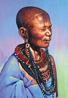 William_art_tribal_woman