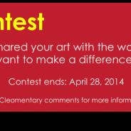Cleomentary Art Contest